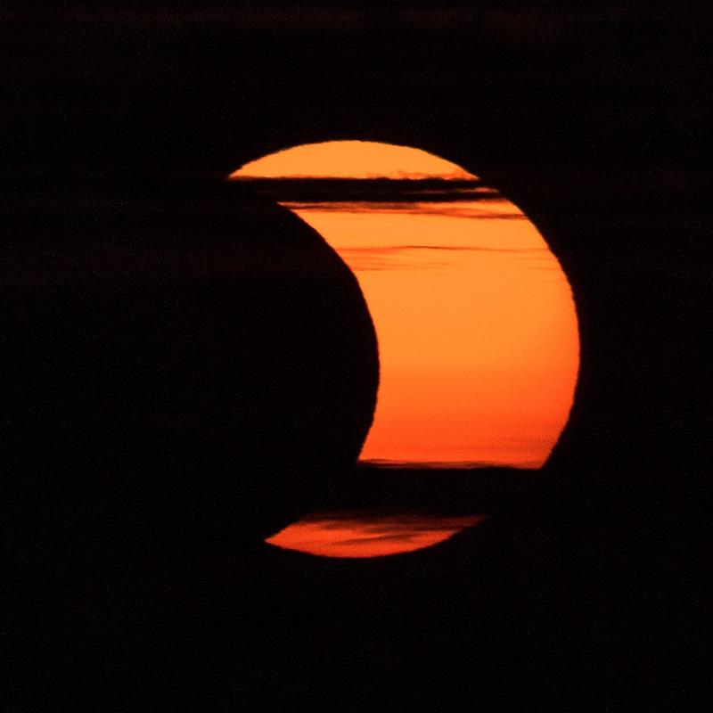 Imagem: NASA/Bill Ingalls/Divulgação