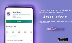 APP DO ATA NEWS PORTAL DE NOTÍCIAS