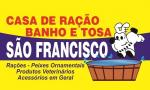 Casa de Ração Banho e Tosa São Francisco
