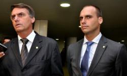 """""""Eu não quero submeter o meu filho a um fracasso"""", afirmou Bolsonaro sobre indicação à embaixada"""
