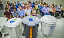 Secretarias de Araçatuba vão separar lixo orgânico e reciclável