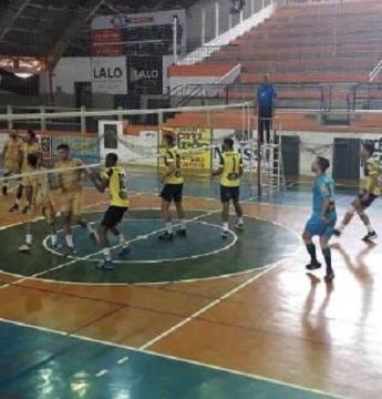 VITÓRIA: Jogando bem, vôlei masculino de Birigui venceu Três Lagoas por 3 x 0