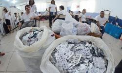 Cartelas de remédios: ação ganha reforço no município