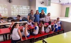 Mês das crianças é comemorado em escolas municipais