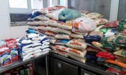 Santópolis envia mais de 1 tonelada de alimentos à Santa Casa de Araçatuba