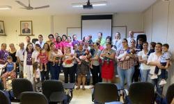 Santa Casa de Araçatuba reúne crianças prematuras em comemoração ao Dia Mundial de Prematuridade
