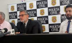 Em coletiva de imprensa, Polícia Civil esclarece latrocínio ocorrido com advogado em Araçatuba