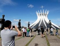 Brasília é o 4º destino mais procurado por brasileiros para 2020