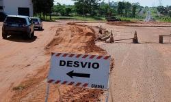 Plenário quer explicações sobre duplicação da via Etelvino Pereira dos Santos