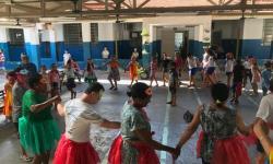 Assistência Social promove carnaval para atendidos