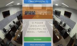 Capacitação: inscrições abertas para estagiários do Legislativo