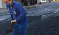Prefeitura recupera mais ruas com reperfilamento