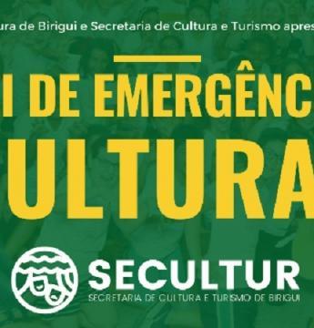 Secretaria de Cultura e Turismo receberá recursos federais para auxílio ao setor cultural de Birigui