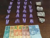 Força Tática prende traficante e apreende drogas em Birigui