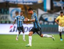 Libertadores: Grêmio vence Guaraní e está nas quartas de final