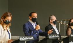 Governo de SP anuncia a ativação de 500 novos leitos para combater a pandemia