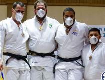 Judô brasileiro encerra Pan-Americano na ponta do quadro de medalhas