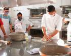 Moradores participam de curso sobre panificação na Cozinha Comunitária Cravo e Canela