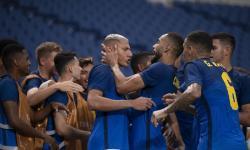 Tóquio: seleção brasileira vence a Arábia Saudita e avança às quartas