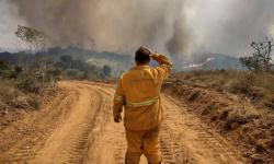 Defesa Civil alerta para risco de incêndio em razão das altas temperaturas