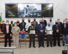 Câmara entrega diplomas Honra ao Mérito