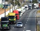 Caminhoneiros iniciam paralisação em 6 estados