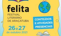 Festival literário de Araçatuba chega a sua 4º edição