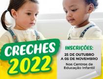 Secretaria de Educação de Birigui abre inscrições para as creches para ano letivo de 2022