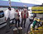 """Força-Tarefa """"Combustível Limpo"""" encontra irregularidades em bombas de combustíveis"""