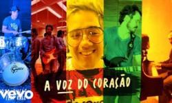 Jota Quest - A Voz do Coração ft. Rael