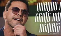 Zezé Di Camargo - Quando a Gente Ama Demais ( Voz & Violão)