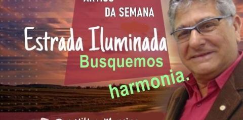 Busquemos harmonia
