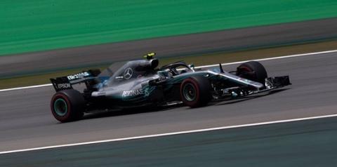 GP do Brasil: Mercedes faz dobradinha no TL2 com Bottas três milésimos à frente de Hamilton