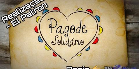 Confira informações sobre o pagode solidário que será realizado em Salmourão