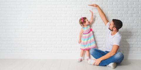 Acompanhe o crescimento do seu filho