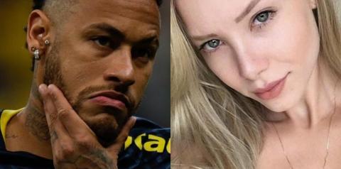 Canal de televisão vaza conversa polêmica entre Neymar e Najila após briga em hotel