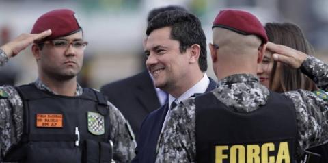 Pacote anticrime de Sérgio Moro deve ter o parecer votado amanhã