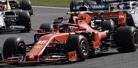 GP da Bélgica: Charles Leclerc conquista sua primeira vitória na Fórmula 1