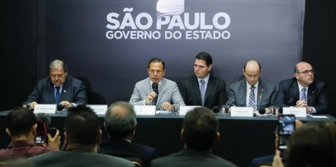 SP sanciona legislação para repasse de recursos às escolas estaduais