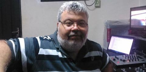 Lula Bala: Radialista e locutor da Rádio Cultura FM