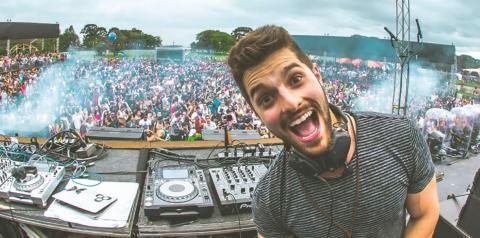 Alok sobe em ranking e ocupa 11ª posição de melhor DJ do mundo