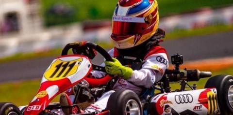Augustus Toniolo estreia no Troféu Ayrton Senna em busca do título