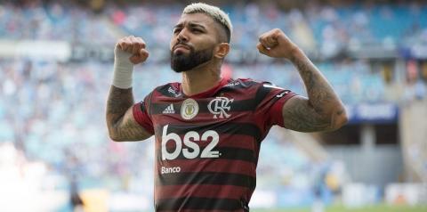 Gabigol permanece no Flamengo com contrato até 2024