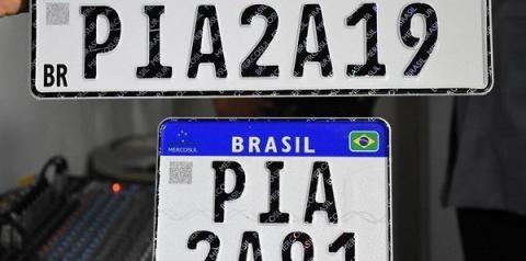 Placa Mercosul: saiba quanto vai custar e quando você terá de adotá-la