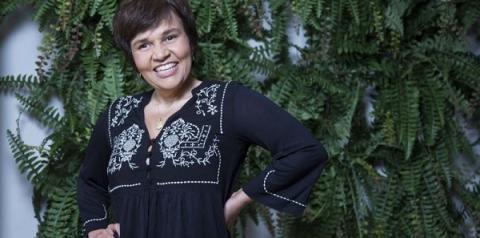 Claudia Rodrigues terá alta após 18 dias internada