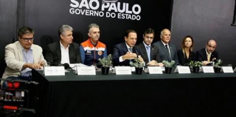 Governo anuncia verba emergencial de R$ 20 mi para recuperar danos das enchentes