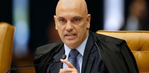 URGENTE: Alexandre de Moraes suspende nomeação de Ramagem para PF