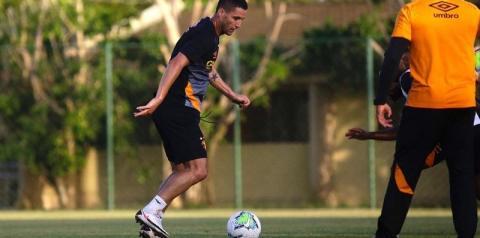 Brasileirão: Thiago Neves pode estrear no Sport em duelo contra Timão