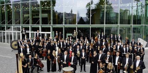 Grandeza histórica alemã da Sinfônica de Bamberg poderá ser vista no próximo espetáculo gratuito do Digital Dellarte