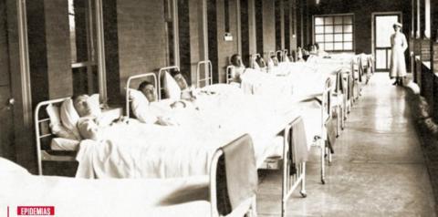 A estranha epidemia da doença que causava